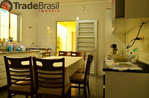 Imagem 1 de 30 de Casa Para Venda, 3 Dormitórios, Vila Mirante - São Paulo - 703