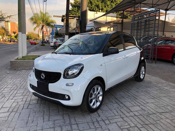 Smart Forfour Pasion Turbo 2018 Blanco