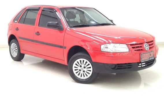 Volkswagen Gol 1.0 Mi City 8v Flex 4p Manual G.iv