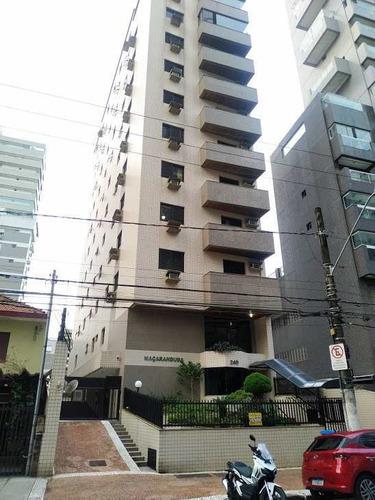 Ap 2 Dorms, Pompéia, Santos R$ 540 Mil, Cód: 11046 - V11046