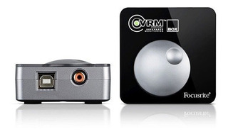 Placa Usb Focusrite Vrm Box