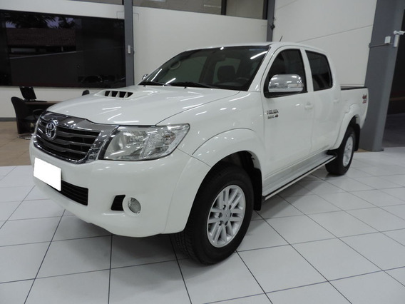 Toyota Hilux 3.0 Srv Cab. Dupla 4x4 Aut. Cod.0011