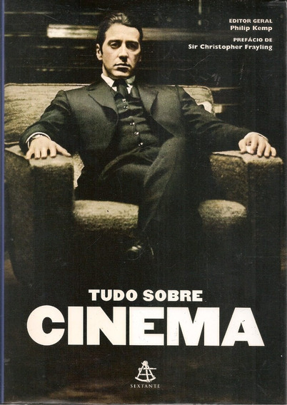 A1036 - Tudo Sobre Cinema - Philip Kemp