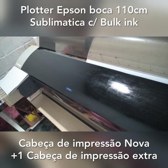Plotter Epson 9600 Boca 110cm Sublimação