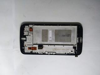 Touchscreen E Leitor De Impressão Digital Para Moto G4 Plus