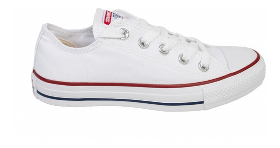 Zapatilla Converse Blanca Chuck Taylor All Star Ox Original