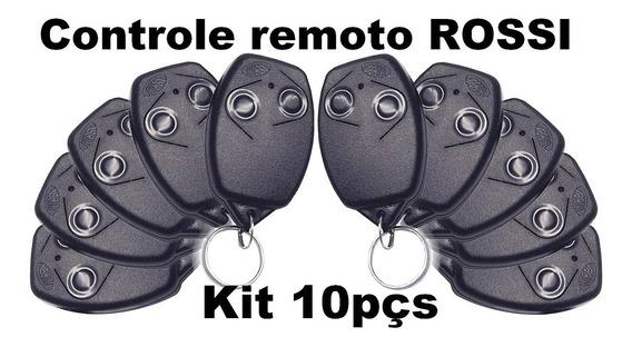 Controle Remoto Rossi Kit 10pçs