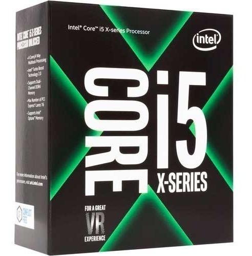 8585 Proc. Intel Core I5-7640x S2066 4ghz 6mb Box