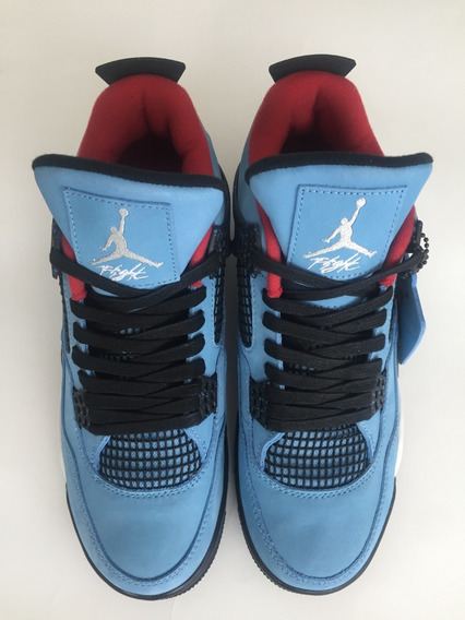 Air Jordan 4 Retro Cactus Jack