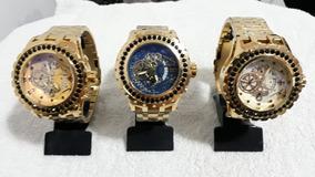 Relógio Feminino Original Gold