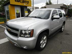 Chevrolet Tahoe Lt At Bilndada Full Equipo
