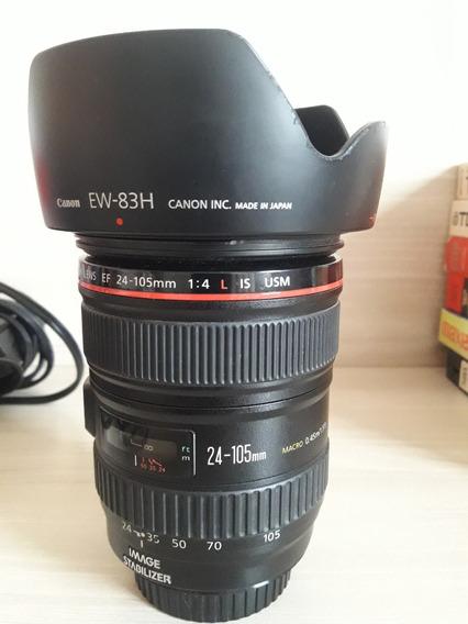 Lente Canon 24-105