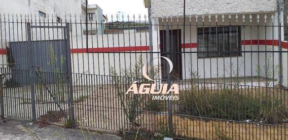 Sobrado Com 3 Dormitórios À Venda, 354 M² Por R$ 899.999 - Vila Curuçá - Santo André/sp - So1318