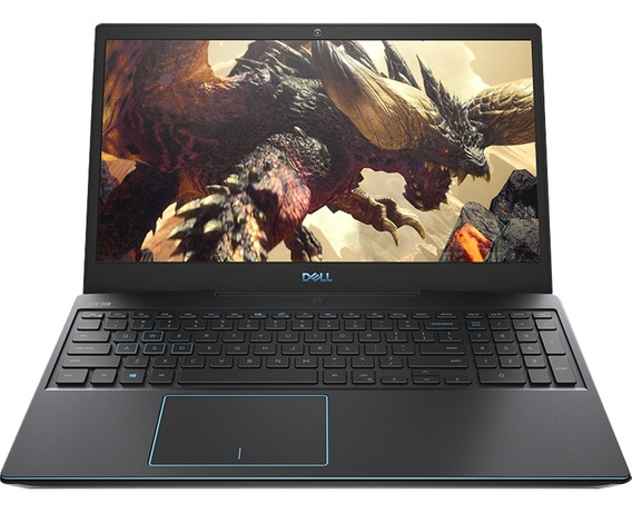 Notebook Dell G3 15 3590 15.6 Fhd I5-9300h 1tb+128gb Preto