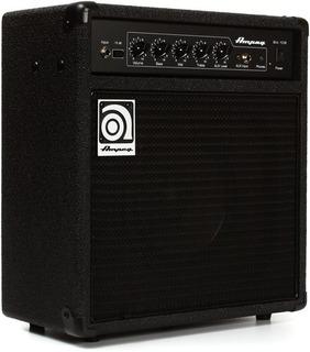 Amplificador De Bajo Ampeg Ba-110v2 Combo 40w 1x10