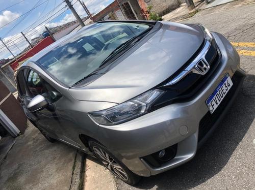 Imagem 1 de 8 de Honda Fit Ex 1.5
