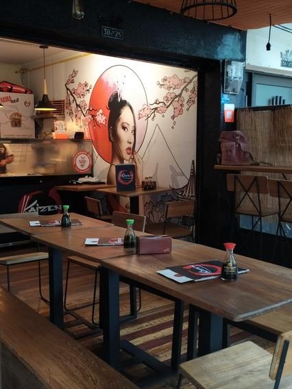 Vendo Restaurante De Sushi