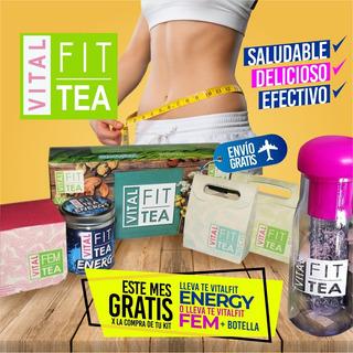 Vital Fit Tea Kit + Obsequio