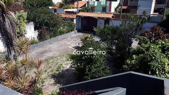 Casa Residencial À Venda, Cordeirinho (ponta Negra), Maricá. - Ca3050