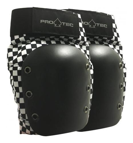 Joelheira Protec  Checker Knee Pads  Professional  Tamanho P