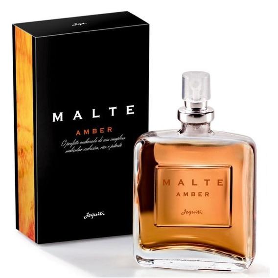 Colônia Malte Amber 25 Ml Jequiti