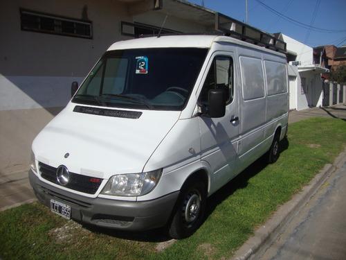 Mercedes-benz Sprinter 2.1 313 Furgon 3550