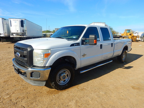2011 Ford F-250 Diesel Power Stroke V8 6.7l Gm107069