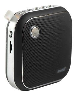 Parlante Portatil Bluetooth 4.0 Usb Aux Sd Instto Ingeo