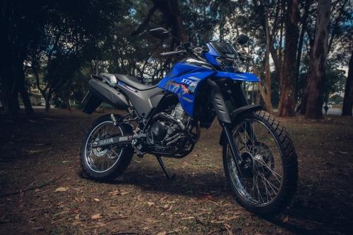 Yamaha Xtz Lander 250 Abs 0 Km 2020 2021 Azul