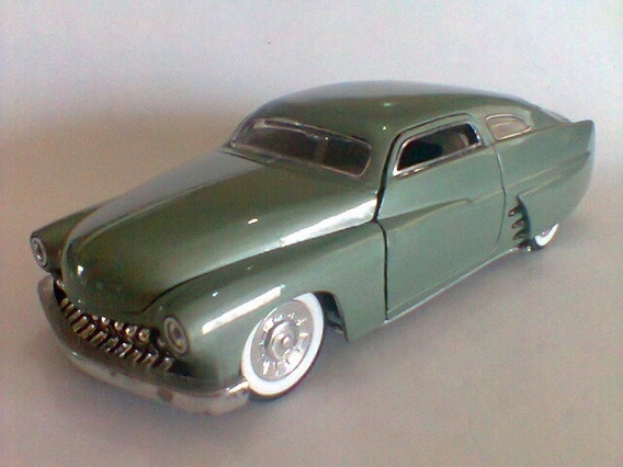 Miniatura 1/28 Ss Sunnyside Mercury 1949 Custom