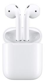 Fone De Ouvido Apple Mmef2am/a AirPods Branco Original Novo