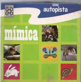 Jogo Mimica- Brinquedo Antigo E Raro Completo -grow