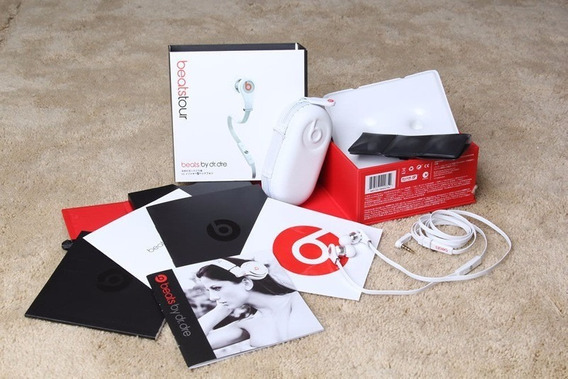 Fone De Ouvido Monster Beats By Dr. Dre Tour 100 % Original