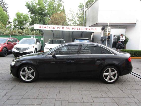 Audi A4 2014 A4 Luxury 2.0