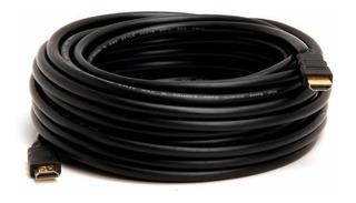 Cable Hdmi De 50 Pies / 15 Mts De Largo Full 1080p 3d