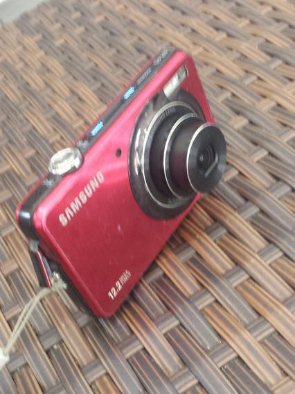 Câmera Digital Samsung St45 - 12.2 Mp