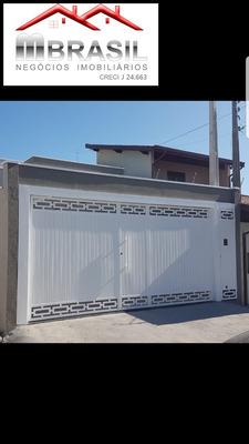 Casa Nova A Venda, Jardim Valença, Indaiatuba, Sp - Ca05043 - 33764962