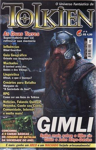J. R. R. Tolkien Vol. 08 (o Universo Fan Não Informado