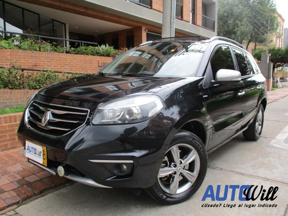 Renault Koleos Dynamique Bose At 2500cc 4x2 Sun Roof