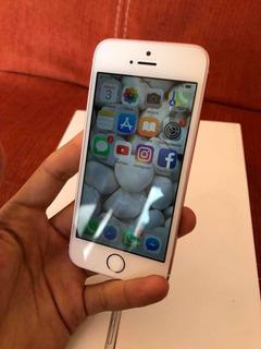 iPhone Se De 16g Rosegold Sin Detalles Todo Le Funciona Bien