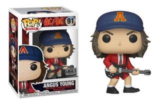 Funko Pop Ac/dc Angus Young Fye Exclusive