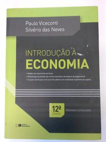 Introdução À Economia Paulo Vicenconti E Silvério Das Neves