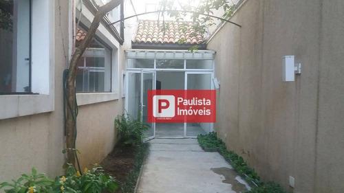 Prédio Comercial Para Locação, Vila Olímpia, São Paulo. - Pr0245
