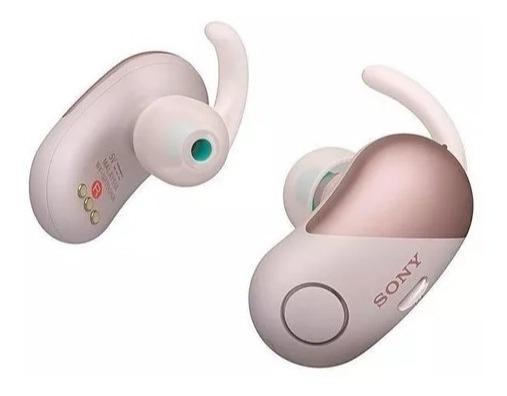 Fone De Ouvido Sony Wf-sp700n/pm Com Bluetooth