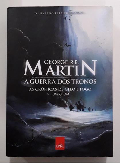 As Crônicas De Gelo E Fogo 1: A Guerra Dos Tronos
