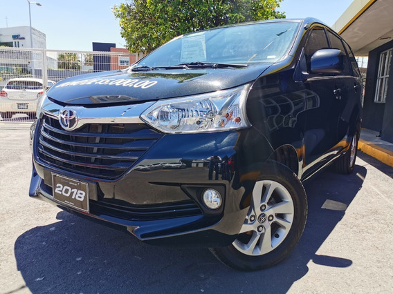 Toyota Avanza Limited 2018