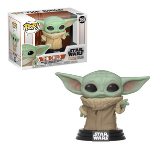 Funko Pop Baby Yoda The Child Mandalorian Star Wars # 368