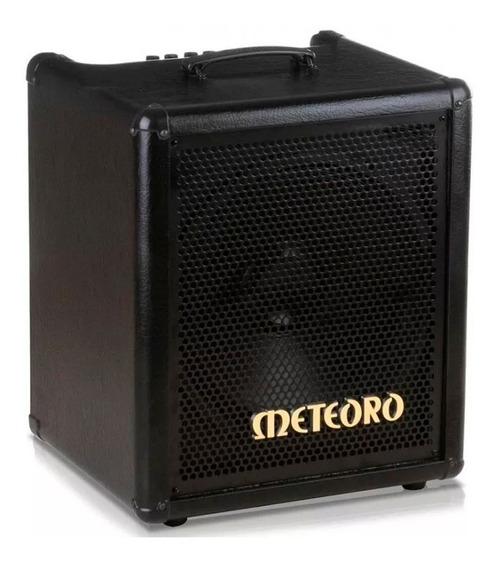 Amplificador Cubo Meteoro Rx100 Baixo Falante 15 100w Rms