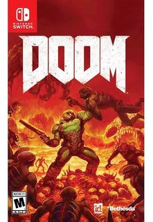 Doom Switch //fisico Sellado// //mathogames//