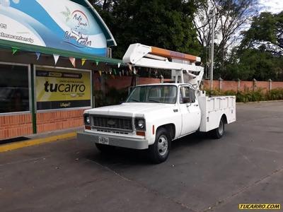 Grua Chevrolet C30